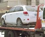 Recupera Sedena vehículo robado