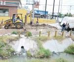 Invierte Comapa para acabar con las aguas negras