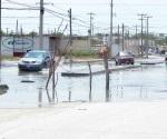 Reportan mal estado de rejillas de drenaje en la Unidad Obrera