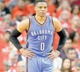 Récord de Westbrook y pierden
