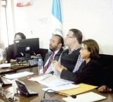 Trasladan a Duarte al tribunal guatemalteco