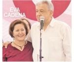 Representante de Morena recauda dinero 'para AMLO'