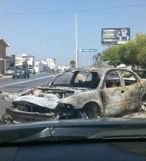 Reynosa, amurallada. Extreman vigilancia y retenes en carreteras