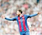 Celebra Messi Sus 500 goles