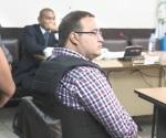 Duarte cumple una semana en prisión