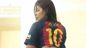 ¡Trae a Messi en el corazón!