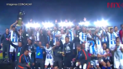 Pachuca reina en la Concacaf por quinta vez en su historia