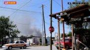 Arde nuevamente tiradero 'Las Calabazas'