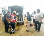 Ambulancias no realizan traslados a Cerralvo, N.L.