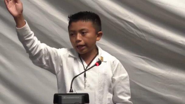 Diputado Infantil recrimina robo en Quintana Roo