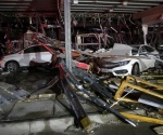 Tornados y tormentas dejan 14 víctimas