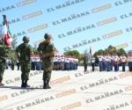 Conmemoran el 155 aniversario de la Batalla de Puebla en Ciudad Victoria