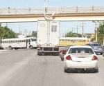 Reportan bloqueos en Matamoros