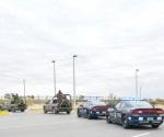 Llegan más federales a reforzar seguridad