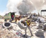 Buscan depósito final para basura