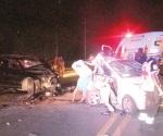 Tragedia en carretera Ribereña