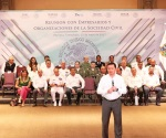 Participa alcaldesa de Reynosa en reunión del  gabinete federal de seguridad