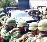 Autoridades detienen a 45 municipales en Zihuatanejo