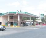 bajan precio de gasolina Magna