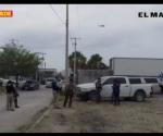 Pega narcoguerra a civiles 4 heridos