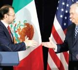 México preparado para mejorar TLC: Videgaray