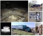 SEDENA decomisa hidrocarburos, droga y armas en franja fronteriza