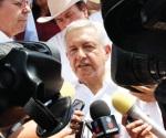 Acusa AMLO A P. Nieto de operar fraude electoral