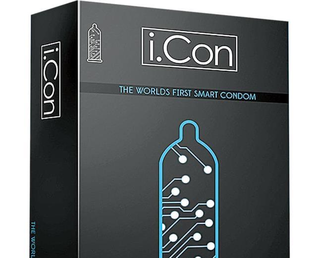 Primer preservativo 'inteligente' con USB