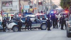 Mortal accidente de patrulla FT