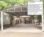 Reportan amenaza de bomba es escuela primaria, resulta falsa alarma