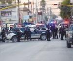 Investigan mortal volcadura de patrulla, liberan a conductor