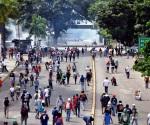Jornada de protestas en Venezuela deja muertos, heridos y amenazas
