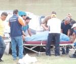 Flota en río cadáver de mujer extraviada