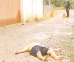 Mueren 2 por arma de fuego en Güémez