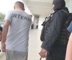 Dictan sentencia a detenido con sustancias prohibidas por federales