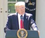 Retira Trump a EUA del Acuerdo de París del Cambio Climático