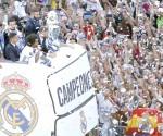 ¡Madrid se pinta de blanco!