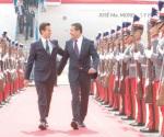 Inicia Peña Nieto visita a Guatemala