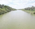 Desciende nivel del río San Juan