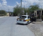 Enfrenta taxista a Fuerza Tamaulipas; resulta herido de bala
