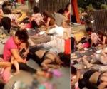 Sube cifra de explosión en guardería de China; 7 muertos y 66 heridos