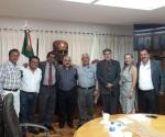 Secretaria de Agricultura se sensibiliza con productores