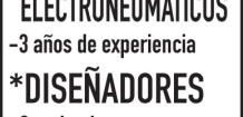 CAMALO MX, SOLICITA: