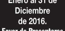 'REPARTO DE UTILIDADES'