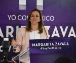 Desconocen panistas visita relámpago de Margarita por Victoria