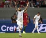 Es Chile primer finalista; vence 3-0 a Portugal