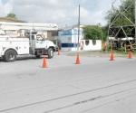 Da mantenimiento CFE a instalaciones