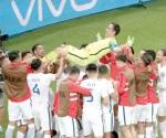 ¡Chile está en la final!