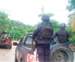 Libera ejército a 13 personas plagiadas