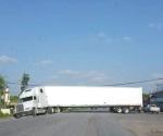 Sicosis por tracto camión atravesado